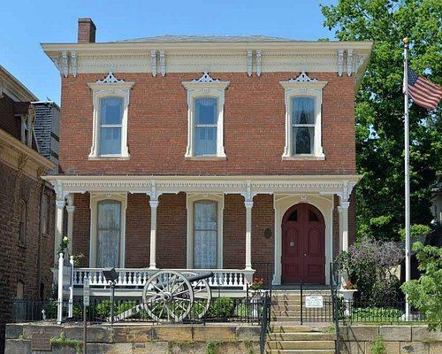 Sherman House exterior