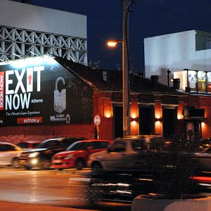 EXIT NOW Athens