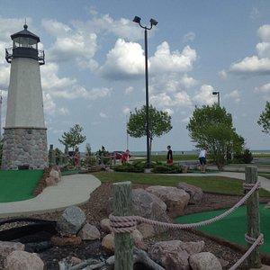 Harbor Pointe Miniature Golf