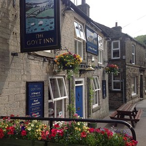 The Goyt, friendly atmosphere, good selection of beer, dog friendly