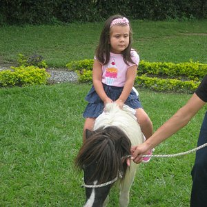 paseo en ponny