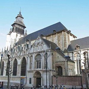ノートルダムドラシャペル教会