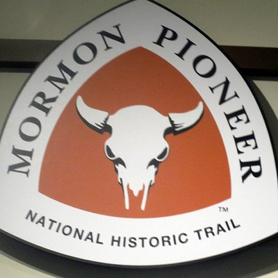 Mormon Pioneer National Historic Trail, Salt Lake City, Utah