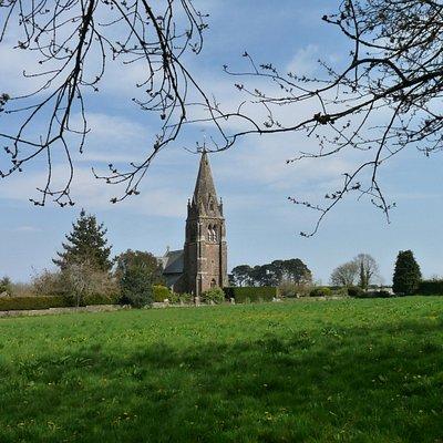 Maryfield Church, near Torpoint
