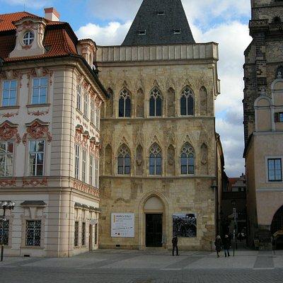 the Stone Bell House / Dům U Kamenného zvonu