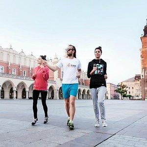 BEST OF KRAKOW - join a group run