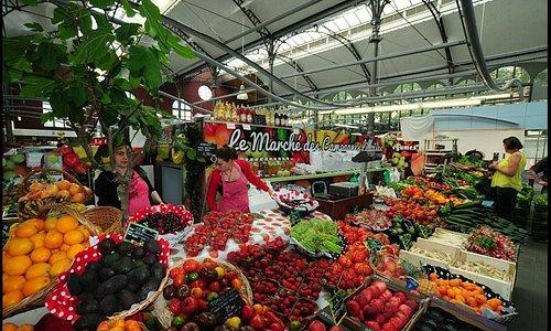 Overdekte markthal van Wazemmes, Lille