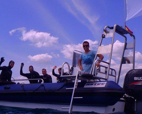 Una de nuestras embarcaciones.