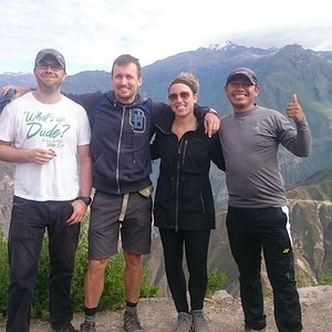 Colca Canyon Trekkers and Perou Voyage Colca Trek guide