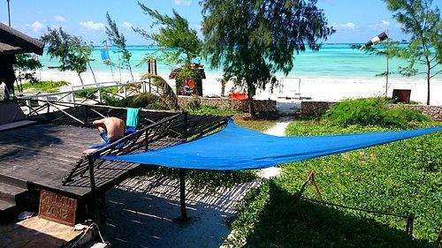 Zanzibar Island Base view