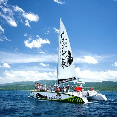 Soul Rebel Catamaran Cruise at Island Routes Jamaica