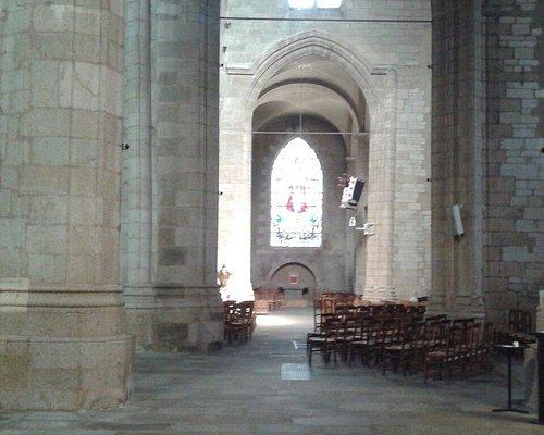 Escada e púlpito fascinante