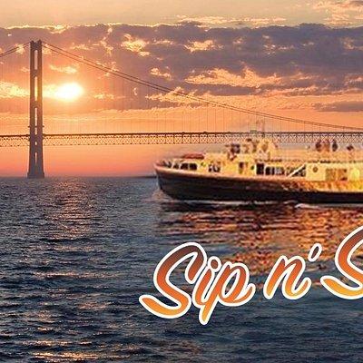 Sip N' Sail Cruises from Mackinac Island