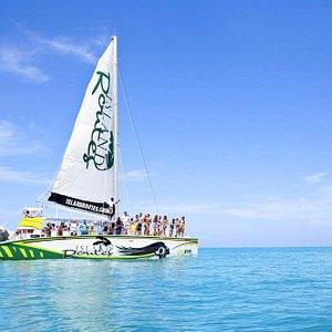 Soul Rebel Catamaran Cruise at Island Routes Jamaica