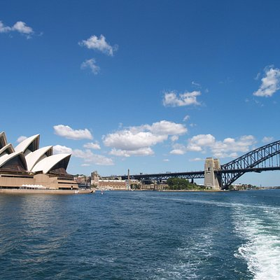 A day on Sydney Harbour