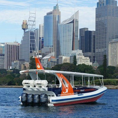 Sydney Boat Adventures Sightseeing Vessel