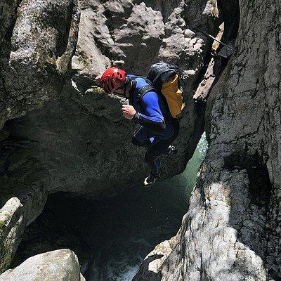 Nevidio Canyoning