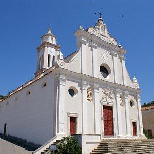 facade église Corbara