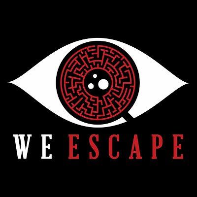 Logo chính thức của We Escape