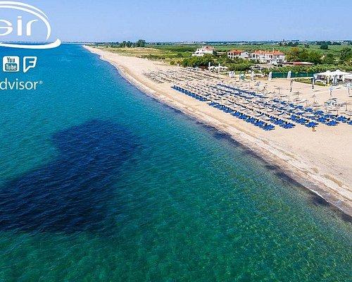 pasir...on the waves || all day beach bar || kalives beach || halkidiki || greece