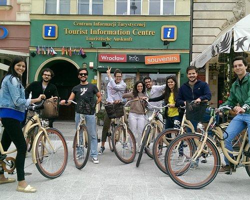 rowerów wystarczy dla każdego :)