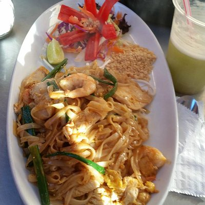 Comida Thai en el barrio