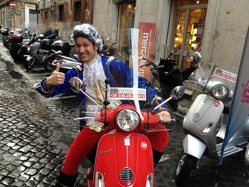 Revolution Francais at  Roma Rent
