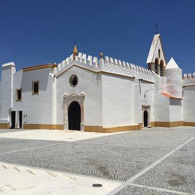 Igreja do Espírito Santo (Cabeço de Vide)