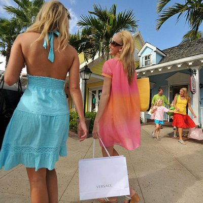 Marina Village Shopping
