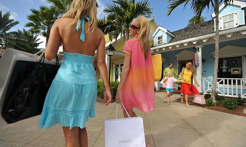 Marina Village Shopping