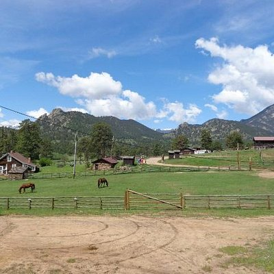 MacGregor Ranch vista