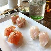 Freshest sushi I've had outside of Japan!