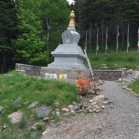 The Stupa of Enlightenment