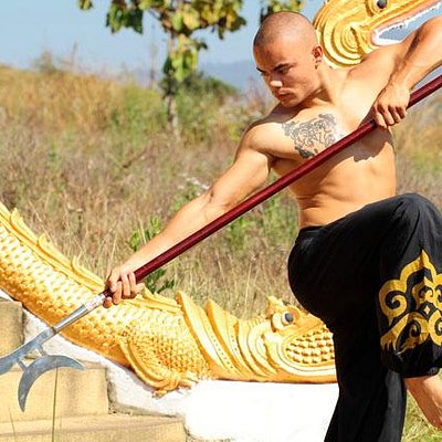 Kung Fu Weapons Training