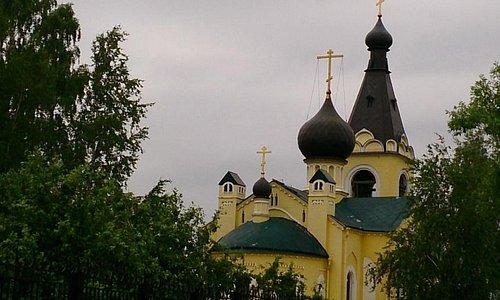 Никольский храм с. Ангелово