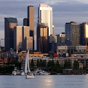 A great view of Seattle