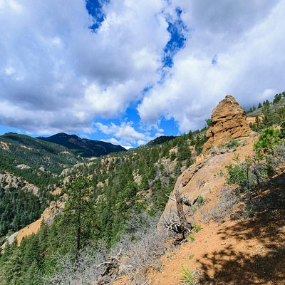Middle Columbine Trail
