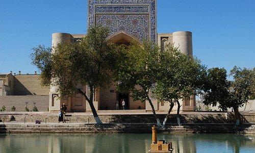 khanaka Nadi Divanbegi - Bukhara, Uzbequistão