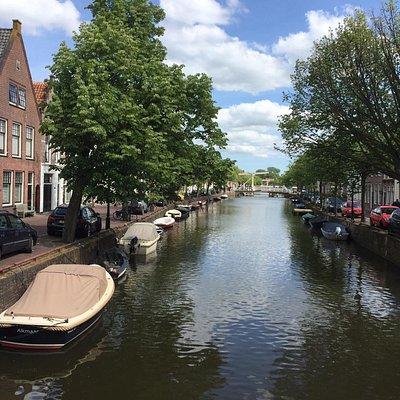Alkmaar - Gassen, Grachten und nette Geschäfte