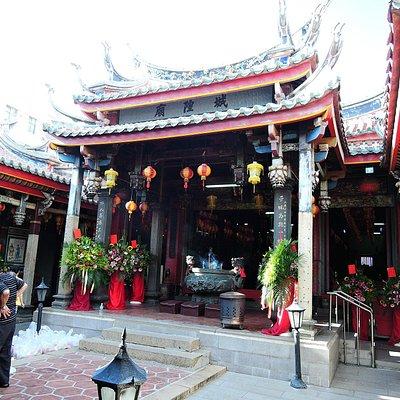 馬公城隍廟