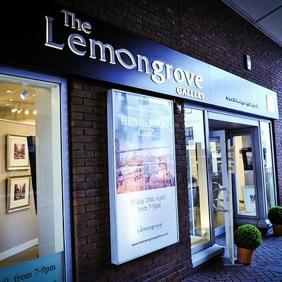 The Lemongrove Front of Shop
