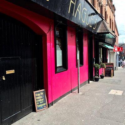 Hague's Bar