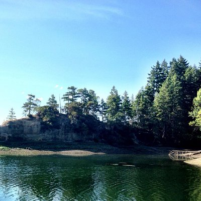 Jarrell Cove State Park