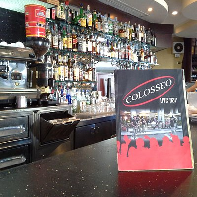 Bar Colosseo, Rende (CS)