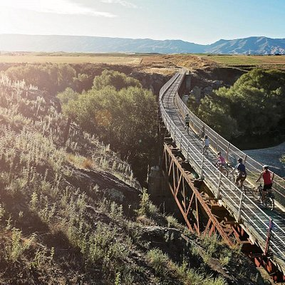 Otago Central Rail Trail, NZ's Original Great Ride