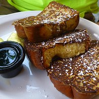 french toast on Hawaiian sweetbread