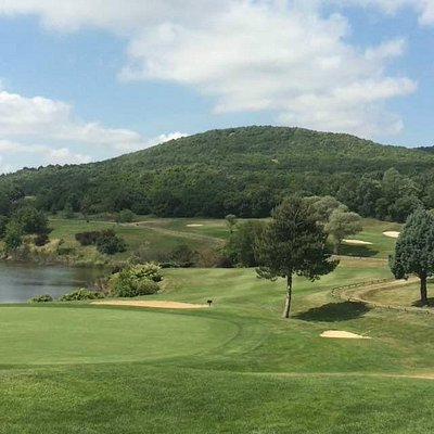 View of hole 16