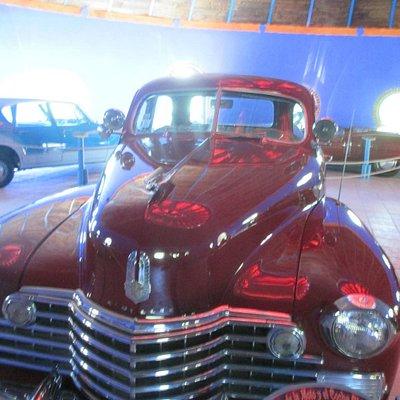 coches americanos antiguos