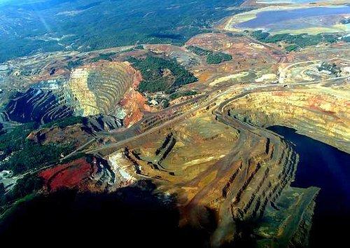 Corta Atalaya y Cerro Colorado, dos de las minas más impresionantes de Europa.