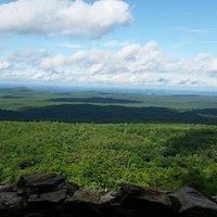 View from Mt Wachusett